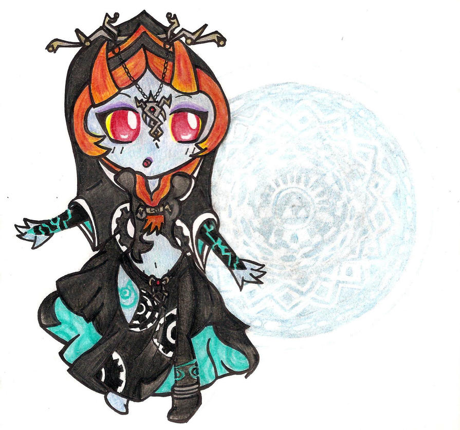 Midna - FTW by Foxtail-89