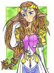 tp Zelda