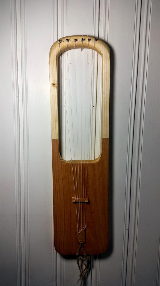 Hearpa/Harpe by nyrge