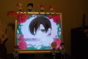 ouran paper children by ellieisawesome