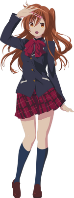 Nibutani Shinka (Full Body Vector)
