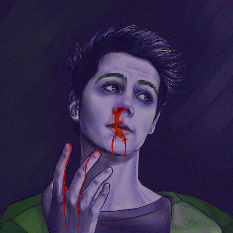 Teen wolf by oxcenia on deviantart - Nogitsune wallpaper ...