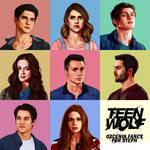 Teen wolf portrait pack~