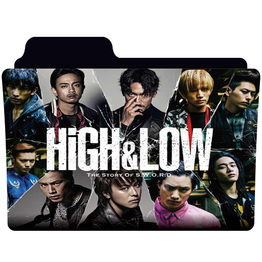 High and Low jdrama folder by re-xoxo on DeviantArt