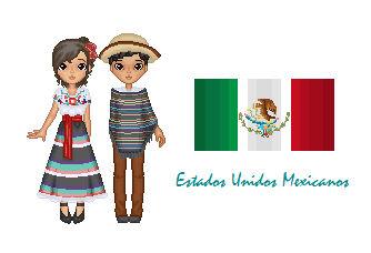 World Dress: Mexico