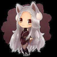 Kitsu - Chibi by xSielu