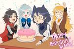Happy Birthday Blake!! by yellownicky
