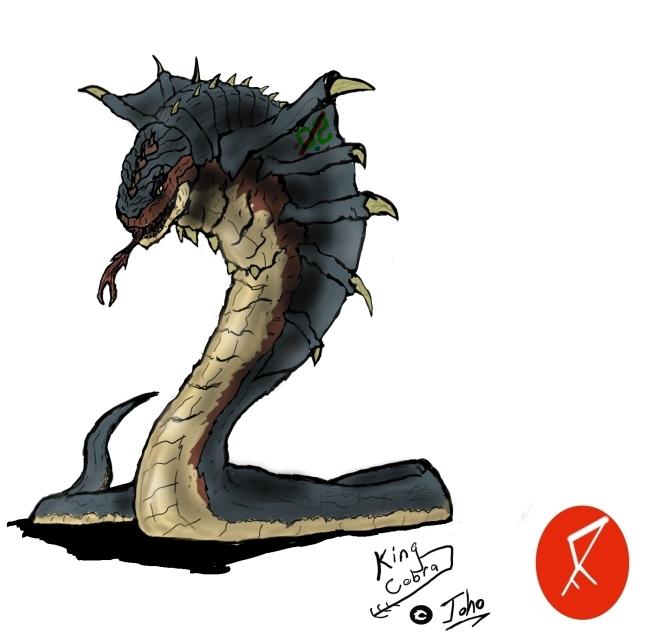 Cobra Manga Wallpaper: Go G: King Cobra By Vagrant-Verse On DeviantArt
