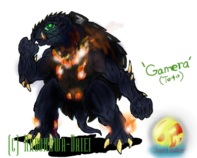 Go G: Toto by Vagrant-Verse on DeviantArt