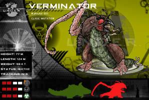 Fathom File 011: Verminator by Vagrant-Verse