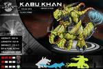 Fathom File 14.1: Kabu Khan (Imago Stage)