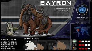 Fathom File 023: Bayron by Vagrant-Verse