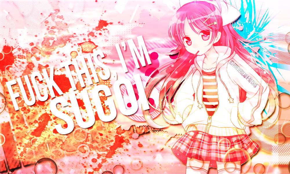 Anime Edit Photoshet By Icookiessenpai
