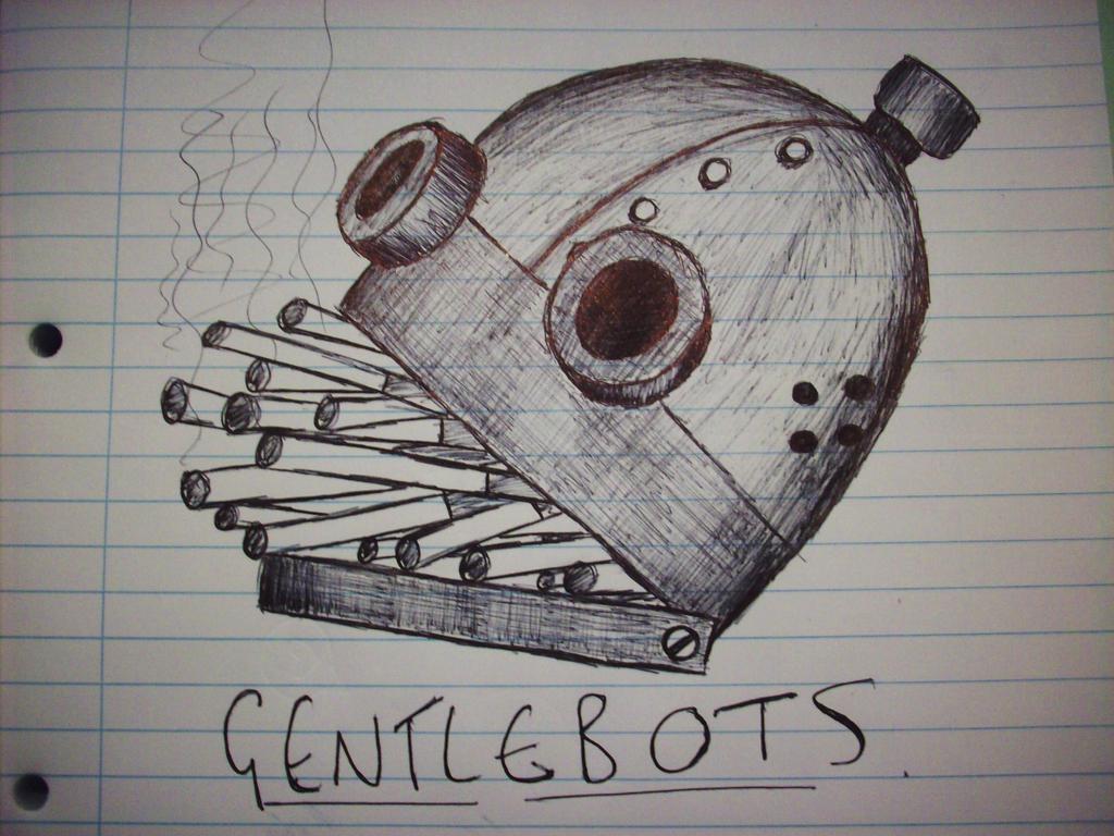 Gentlebots by Doofiesaurus