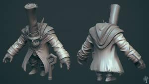 fancy pants sculpt
