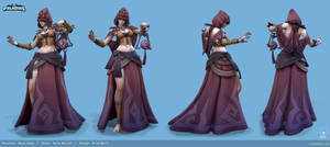 Seris: Oracle of the Abyss