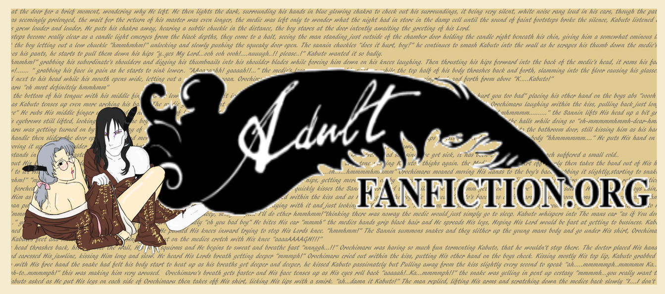 Adult fan fiction.net