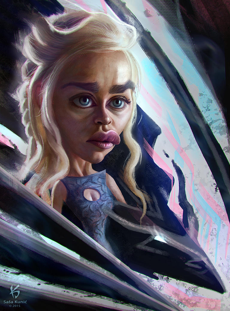 Dany by SigmaK