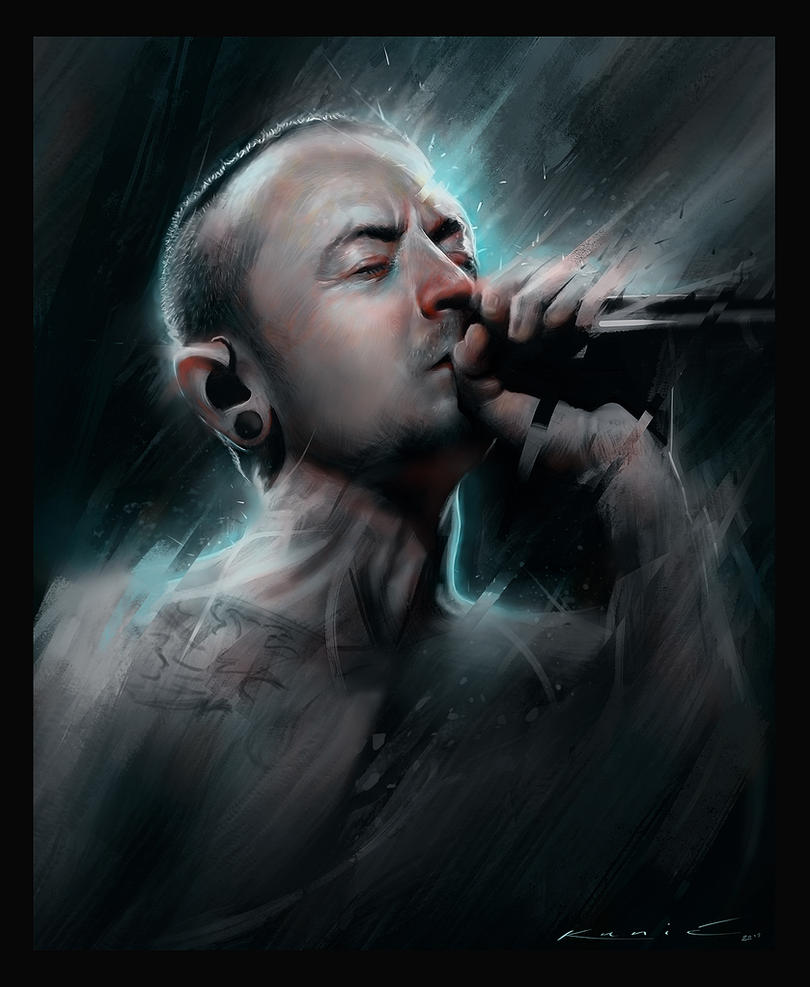 Rip Chester Bennington.. By SigmaK On DeviantArt