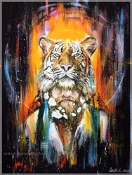 TigerMan by ArtKosh