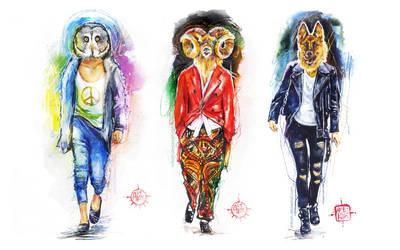 Three Together Fashion