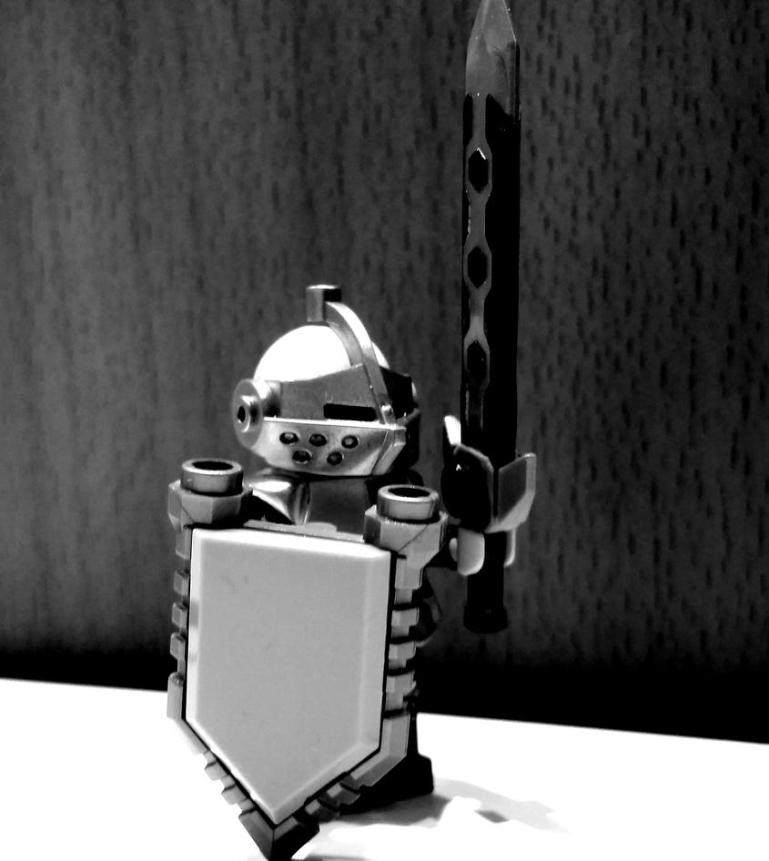 LEGO Put on the Whole Armor of God by 7A7E
