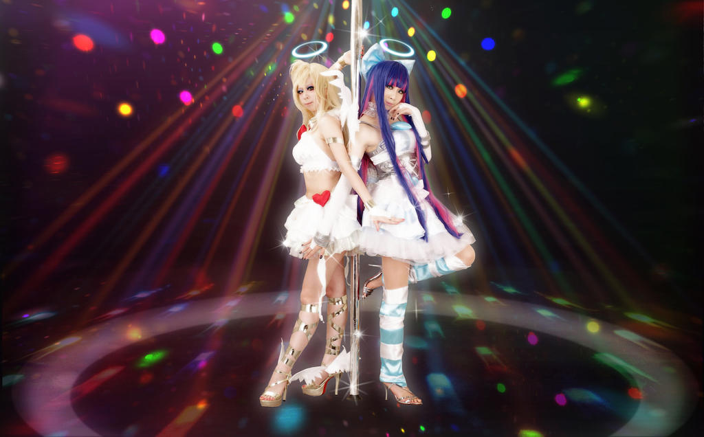 Pole Dance Angels by yamihoshi123