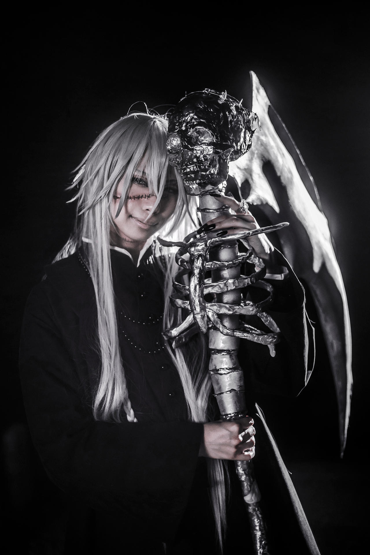 Undertaker (Black Butler) by yamihoshi123