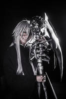 Undertaker (Black Butler) by yamihoshi123