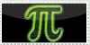 Pi Stamp by Darkwizkid