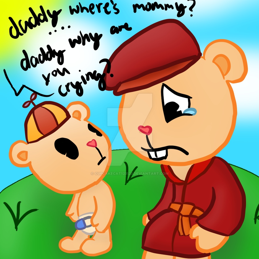 Pop And Cub- Wheres Mommy By Cupcakecat123123 On Deviantart-6813