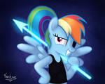 Rainbow - Undyne