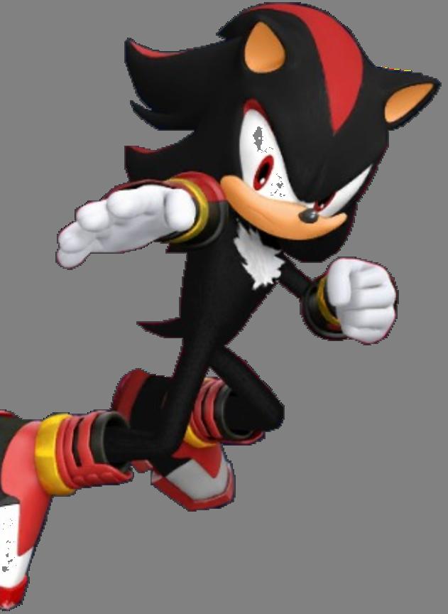 Sonic boom shadow by bandidude on deviantart - Shadow sonic boom ...