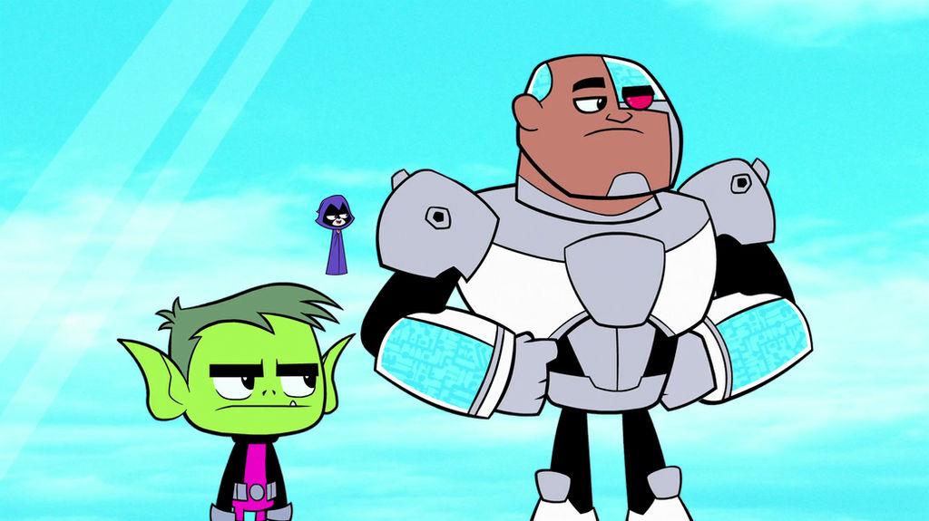 A Teen Titans Go Thanksgiving by KiteBoy1 on DeviantArt