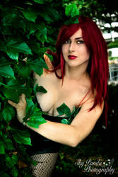 My Name is Ivy.... Poison Ivy by SkyPandaPhotography