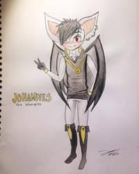 Johannes the vampire by Jannumus
