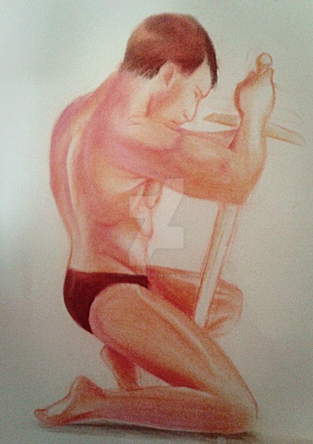 Natural man by HeavenRose150