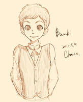 Bambi by chacckco