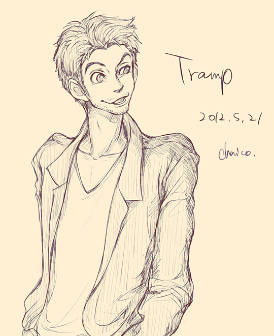 Tramp By Chacckco On Deviantart