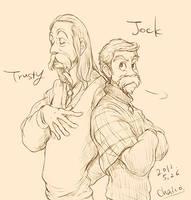 Jock and Trusty