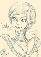 Nala by chacckco