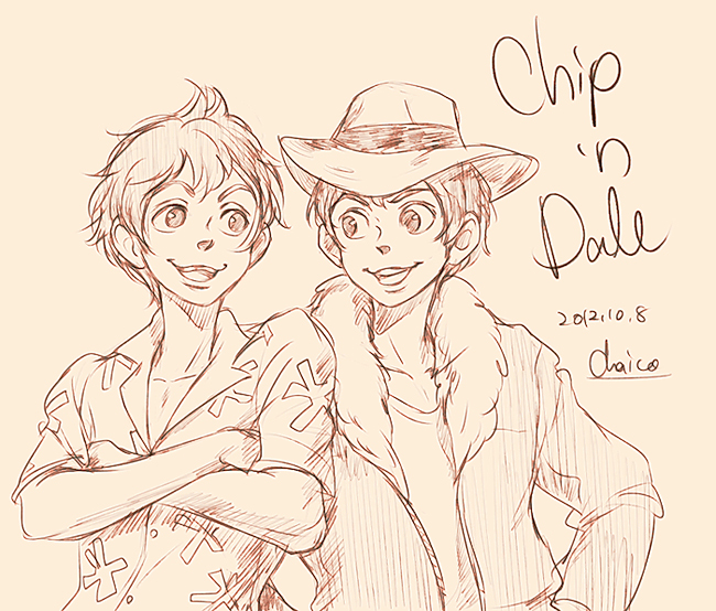 Anime Characters Animals : Humanized disney s animal characters by chaico the