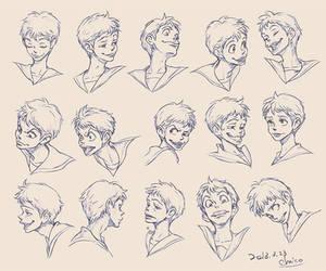 Expression Design of Donald