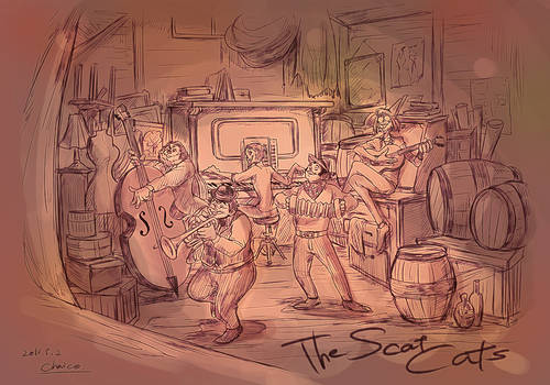 The Scat Cats