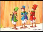 Little Three Caballeros
