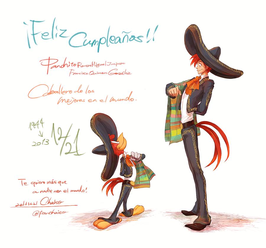 Feliz cumpleanos!!! by chacckco
