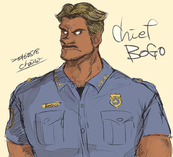 2018 Super Chief >> Chief Bogo by chacckco on DeviantArt