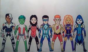 Titans (DC Nation)