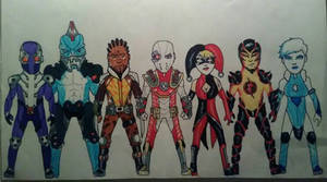 Suicide Squad (DC Nation) by KingCozy7