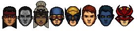 WIP X-Men by KingCozy7